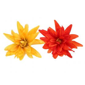 DALIA POSTRZĘPIONA (wyrobowa)-Kwiaty sztuczne