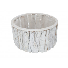 Drewniany koszyk osłonka