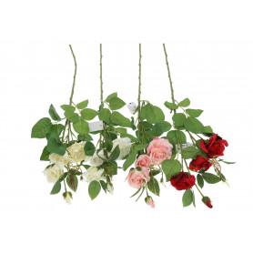 RÓŻA GAŁĄZKA-Kwiaty sztuczne