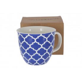 Ceramiczny kubek marocco 510ml