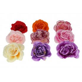 MARY ROSE (główki)-Kwiaty sztuczne
