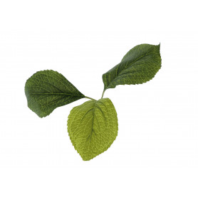 Kwiaty sztuczne liść hortensja