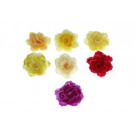 Искусственные цветы: пионии (бутон )