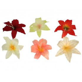 Искусственные цветы: лилия (бутон )