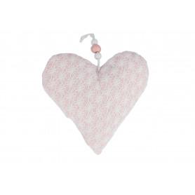 Декоративное сердце кулон
