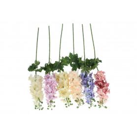 Kwiaty sztuczne ostróżka