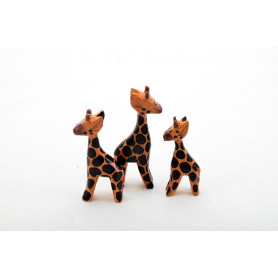 Figurka żyrafy