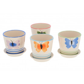 Doniczka ceramiczna