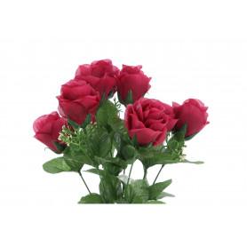 Kwiat sztuczny bukiet róży