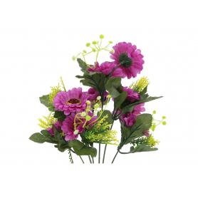 Kwiaty sztuczne bukiet kwiat polny