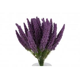 Kwiaty sztuczne bukiet wrzos