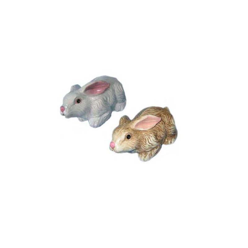 Figurka królika na baterię