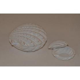 Ceramika pojemnik muszla