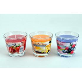 Свеча ароматизированная sweet&cream