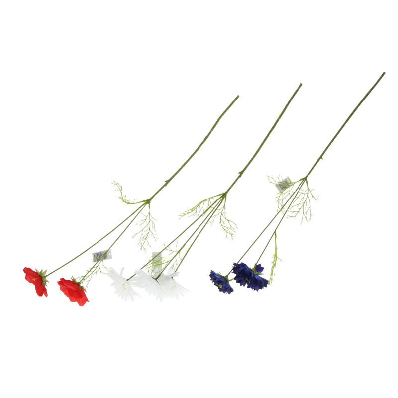 Kwiaty sztuczne gałązka mix