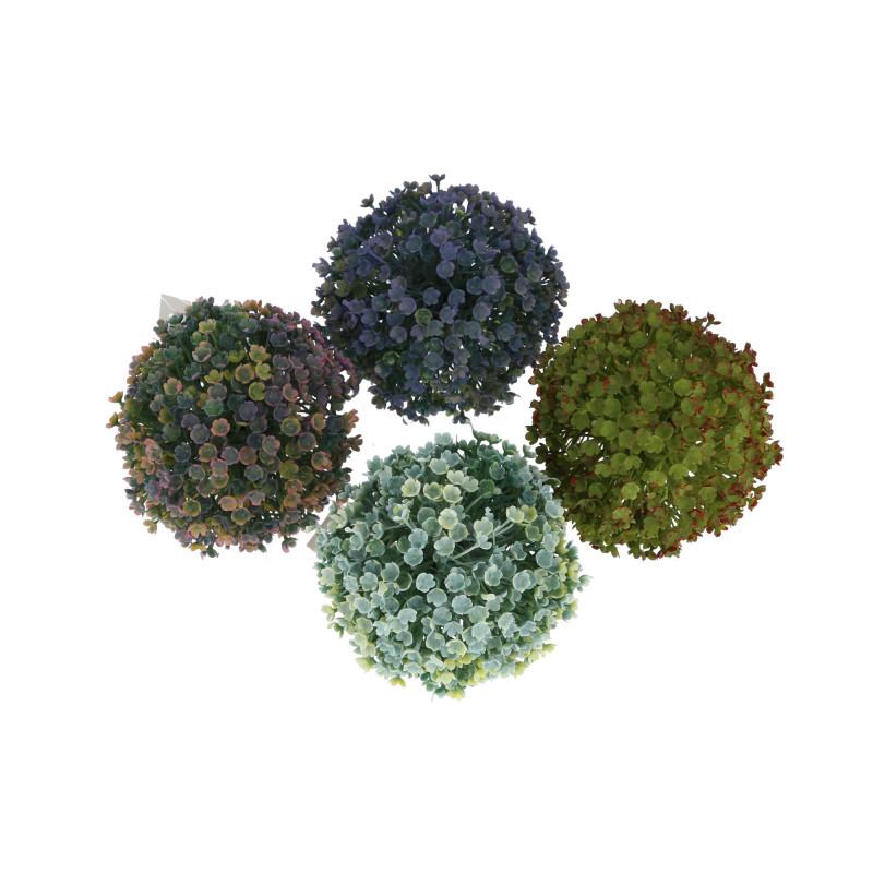 Kwiaty sztuczne kula