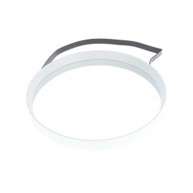 Lustro 52x52x4,5cm okrągłe