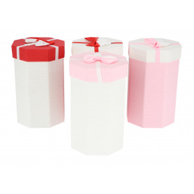 Papier FLOWER BOX mini cylinder 13x21,5