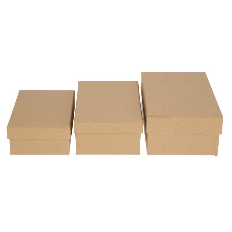 Papier FLOWER BOX EKO prostokąt 3w1
