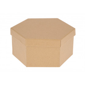 Papier FLOWER BOX EKO hexagon 3w1