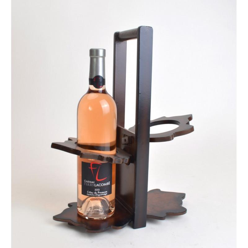 Drewniany drink bar