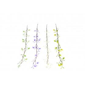 GAŁĄZKA Z LIŚĆMI (kwiatki sztuczne)