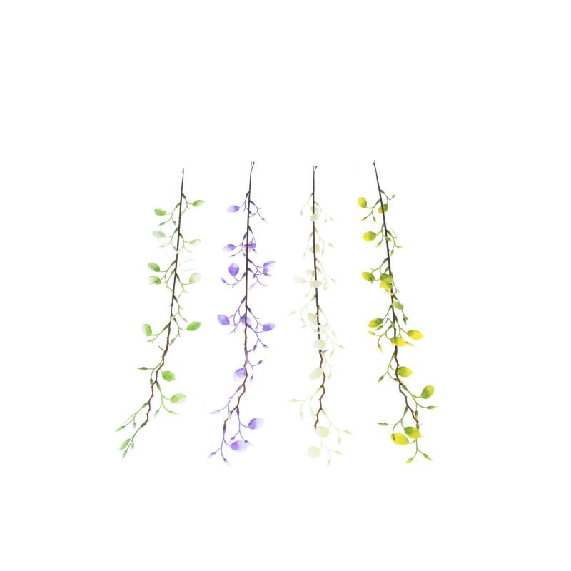 Искусственные цветы: с листьями