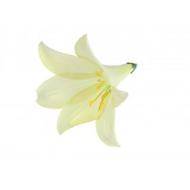 Kwiaty sztuczne lilia wyrobowa 15x15cm