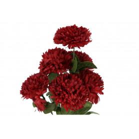 Kwiaty sztuczne chryzantema bukiet