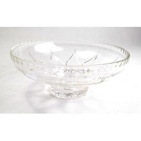 Кристальная ваза для фруктов