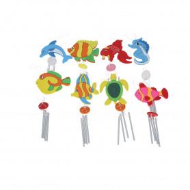 Tw sztuczne drew dzwonek rybki