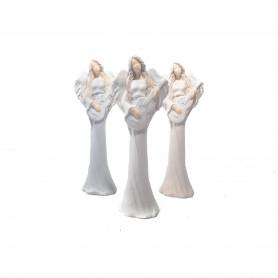 Ceramika figurka MIRA Z GITARĄ
