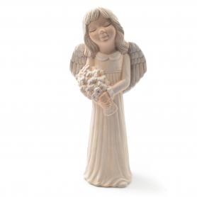 Ceramika figurka Milena Bukiet 36,5cm
