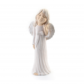 Ceramika figurka Milena kokarda 37cm