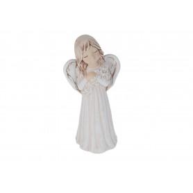 Ceramika figurka Małgosia bukiet 26cm