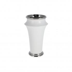 Ceramiczny wazon biały