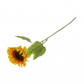 Kwiaty sztuczne słonecznik pojedynczy