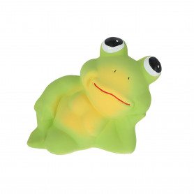 Ceramiczna  figurka żaba 3d