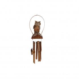 Drewno gong sowa