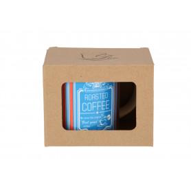 Ceramiczny kubek z motywem Roasted coffee