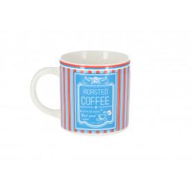 Ceramiczny kubek z motywem coffee D
