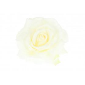 Kwiat sztuczny wyrobowa róża