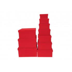 Papier welurowy flower box 10w1