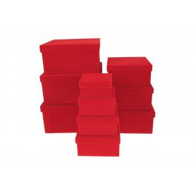 Papier welurowy flower box 10w1 kwadrat