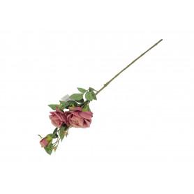 Kwiaty sztuczne róża gałązka