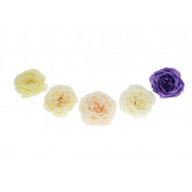 RÓŻA (wyrobowa)-Kwiaty sztuczne