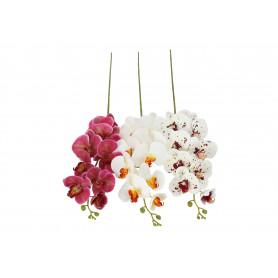 Kwiaty sztuczne storczyk piankowy