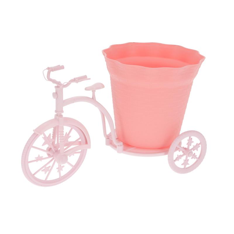 Tw.sztuczne rowerek- osłonka dekoracyjna
