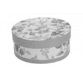 Ceramika filiżanka ze spodkiem 200 ml szary