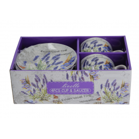 Ceramika filiżanka ze spodkiem 250 ml